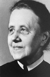 Agnes von Haeften (geb. von Brauchitsch)