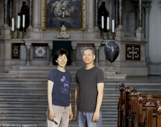 Lukaskirche Kunst aus Taiwan