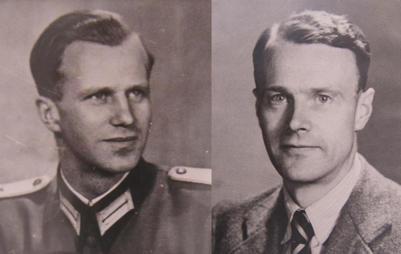Werner und Hans-Bernd von Haeften