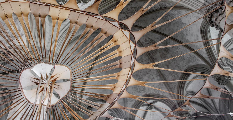 Sibylle Kobus: Ausstellung St. Lukaskirche, München