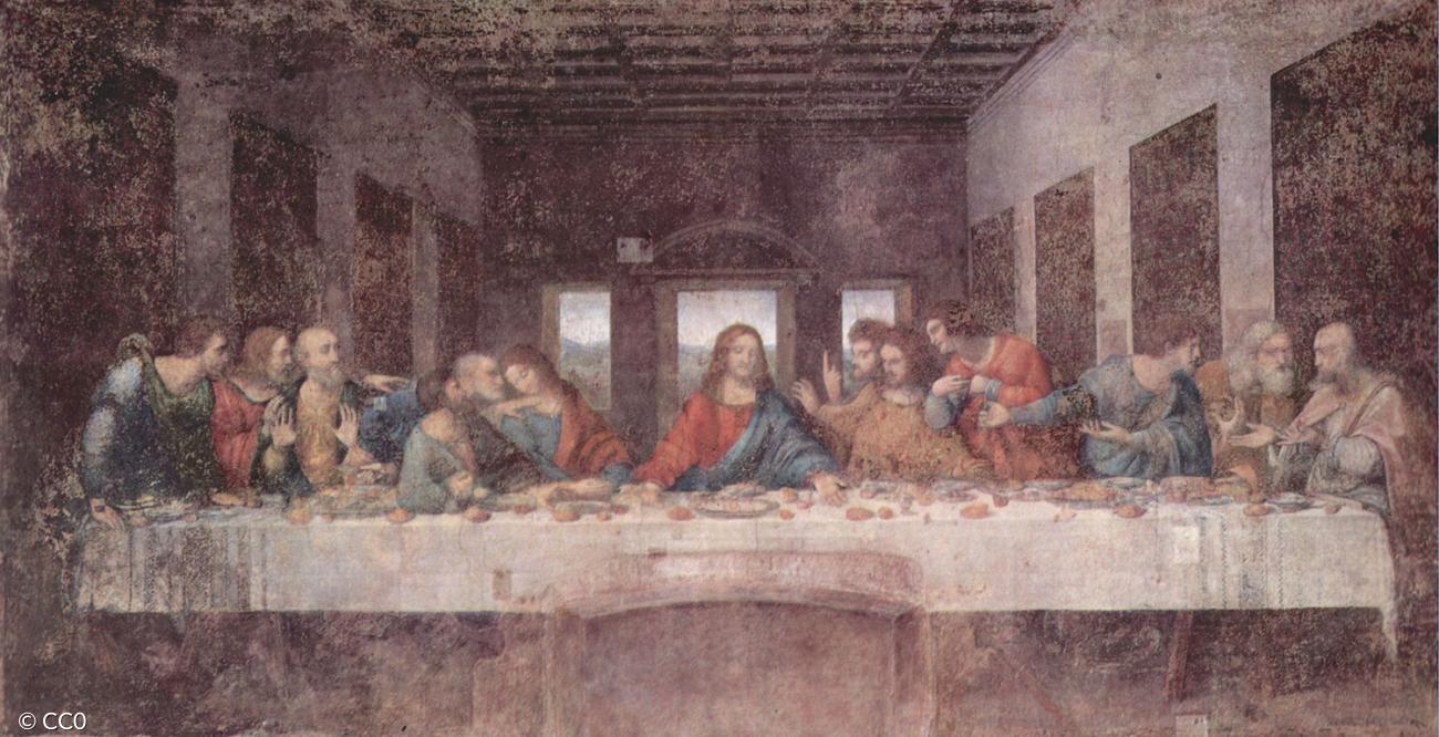 Leonardo: Abendmahl