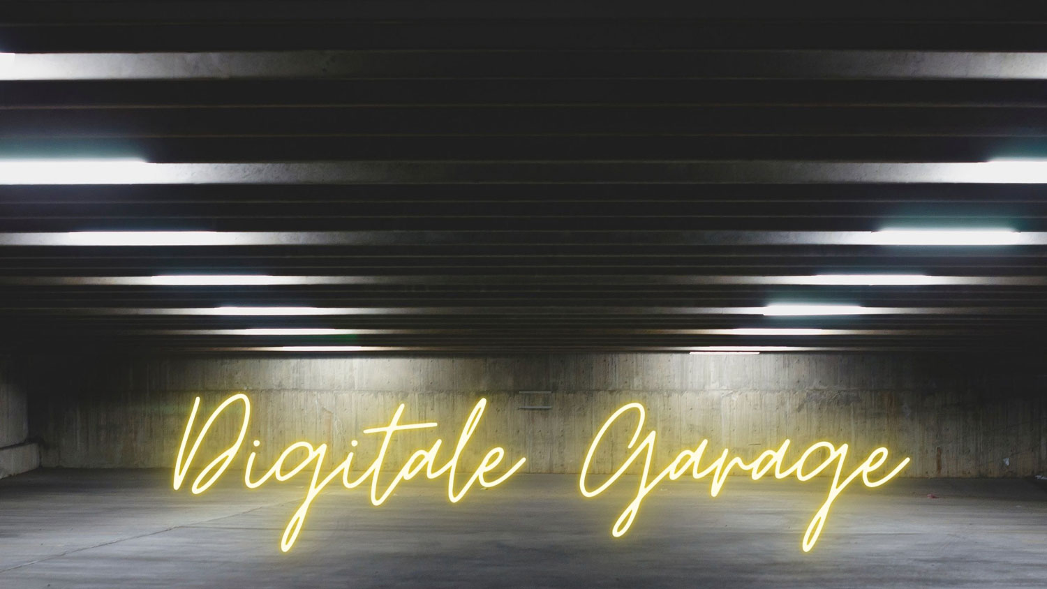 Digitale Garage